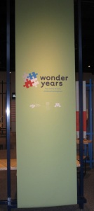 Title banner for Wonder Years at SMM