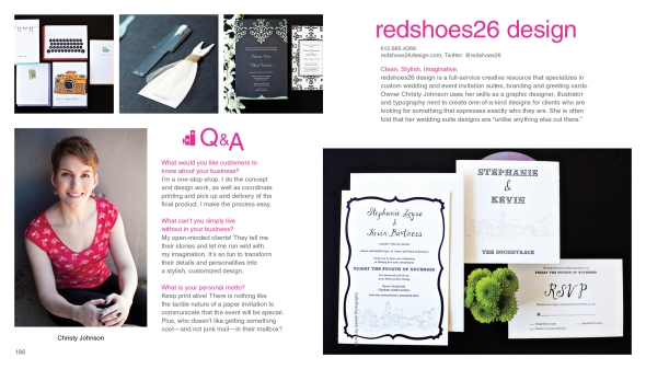 redshoes26 design in crave book